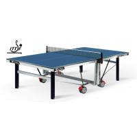 Теннисный стол складной профессиональный COMPETITION 540 ITTF blue 22 мм (1 коробка) Cornilleau