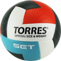 Мяч волейбольный тренировочный TORRES Set р.5