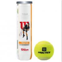 Мяч теннис. WILSON Tour Practice