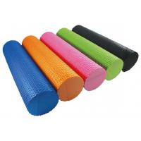 Валик для йоги EVA 15*45 см зеленый House Fit