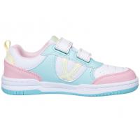 Обувь спортивная Salto, розовый/мятный/желтый