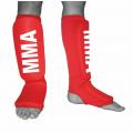 Защита голень-стопа FIGHT EXPERT MMA SGM-7483MMA