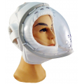 Шлем с маской на шнуровке B101K