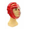 Шлем тхэквондо WTF WACOKU пенный пластик WTFI202