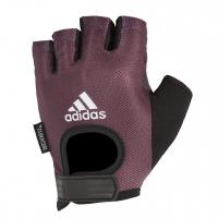 Перчатки для фитнеса Purple Adidas