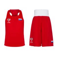 Форма боксерская CLINCH COMPETITION ФБР C115