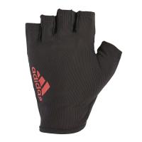 Женские перчатки для фитнеса Red Adidas