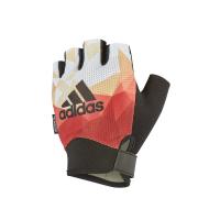 Перчатки для фитнеса Orange Adidas