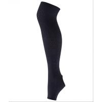 Гетры для танцев GS-101, полушерсть, 45-85 см, черный Amely