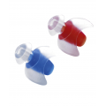 Беруши Ergo Earplug, clear, 95223 10 Arena