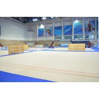 Соревновательный ковер для художественной гимнастики,14 х 14м., толщина 10 мм.