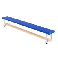 Скамья гимнастическая МЯГКАЯ (поролон,тент) на металлических ножках, длина в атрибутах