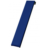 Доска наклонная мягкая для пресса с зацепом на шведскую стенку