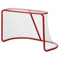 Сетка хоккейная СТАНДАРТНАЯ 1,25 х 1,85 х 0,7 х 1,3 м., d=2,6