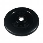 Диск «АНТАТ» черный d=26мм, 1,25-25 кг