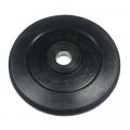 Диск «АНТАТ» черный d=51мм, 1,25-25 кг