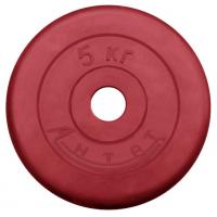 Диск «АНТАТ» цветной d=26мм, 1,25-25 кг