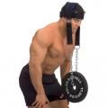 Упряжь для тренировки мышц шеи нейлон MA307N