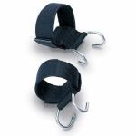 Ремень на запястье с крюками для уменьшения нагрузки на пальцы Body-Solid PG2