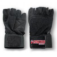 Перчатки с фиксатором запястья GRIZZLY Power 8731-04