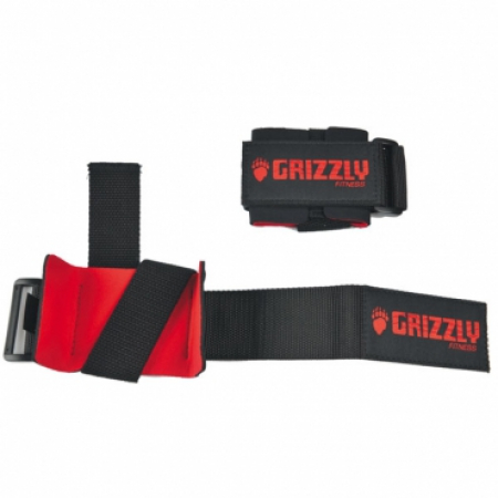 Ремень для тяги GRIZZLY Padded Lifting Strap 8614-04