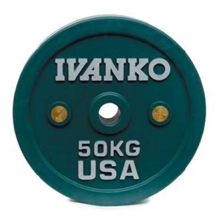 Олимпийский диск IVANKO OCB (5-50кг)