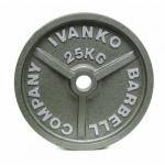 Диск шлифованный IVANKO OM (1.25-25кг)