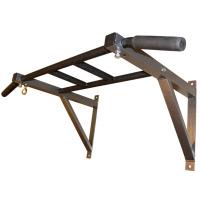 Турник усиленный рукоход Антискользящий, вынос 50 см, с кольцом