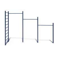 Лестница турник 3x уровневый