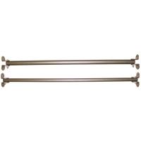 Турник для проема - угловой, диаметр 32 мм