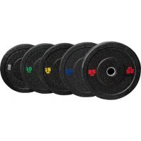 Диски бамперные для кросфита HI-TEMP 5 кг-25 кг