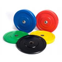 Диски бамперные каучук Profi Fit Цветные 5 кг - 25 кг