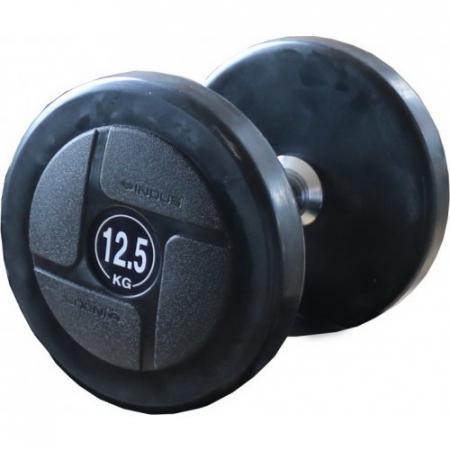 Гантельный ряд Profi FIT POWER 2,5 кг - 25 кг (10 пар), шаг 2,5 кг