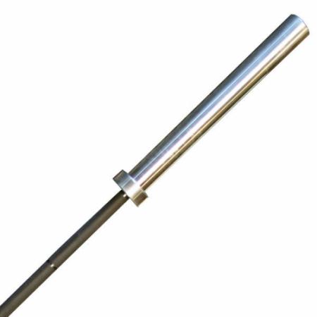 Гриф олимпийский (золото) Body-Solid OB86PBG (длина 218 см, максимальная нагрузка 680 кг)