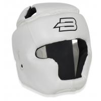 Шлем BoyBo Flex д/ каратэ белый