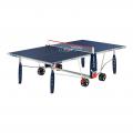 Теннисный стол всепогодный складной SPORT PSG OUTDOOR blue 5 мм