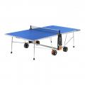 Теннисный стол всепогодный складной CHALLENGER CROSSOVER OUTDOOR blue 4 мм NEW
