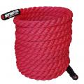 Канат для кроссфита ULTIMATE Sport PRIME RED 40 мм