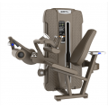 Сгибание ног сидя DHZ E-4023  (SEATED LEG CUR). Стек 109 кг, стек 135 кг.