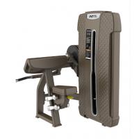 Трицепс-машина сидя. Наклонная парта DHZ E-4030 (CAMBER CUR). Стек 64 кг,стек 105 кг