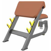 Скамья для бицепса с сиденьем. Скамья Скотта  DHZ E-1044В