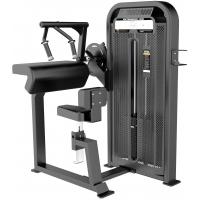 E-5027 Трицепс-машина сидя. Прямая парта.(SEATED TRICEP - FLAT). Стек 64 кг, 105 кг. DHZ