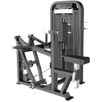 E-5034 Гребная тяга с упором на грудь (VERTICAL ROW). Стек 94 кг, 105 кг. DHZ
