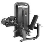 E-5086 Разгибание/Сгибание ног сидя LEG EXTENSION & LEG CURL .Стек 64 кг. DHZ