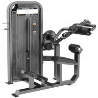 E-5088 Пресс машина/Разгибание спины ABDOMINAL ISOLATOR & BACK EXTENSION Стек 94 кг. DHZ