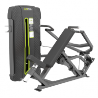 Жим от плеч (SHOULDER PRESS) DHZ E-4006A .(cтек 109 кг, стек 135 кг)