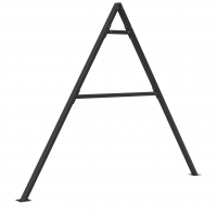 Опора напольная для крепления треугольных рам TRX
