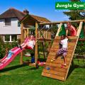 Детские городки Jungle Cottage+Climb module