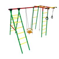 Уличный детский комплекс для дачи Kampfer Happy Child