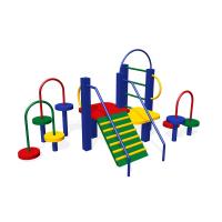 Детский игровой комплекс ДЕСИК-4